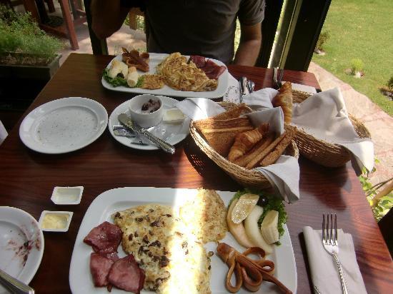 English Tea House: Frühstück