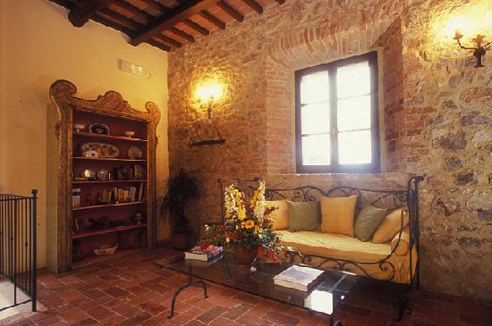 Relais Borgo di Stigliano: Interior