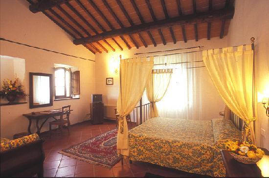 Relais Borgo di Stigliano: Superior room