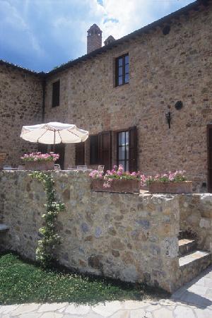 Relais Borgo di Stigliano: Terrace