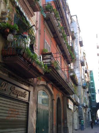 Naples, Italy: Altstadt