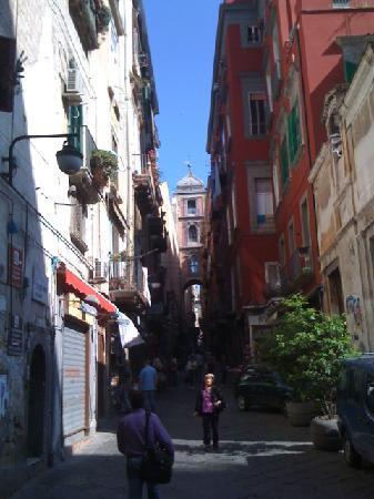 Naples, Italy: Romantisch