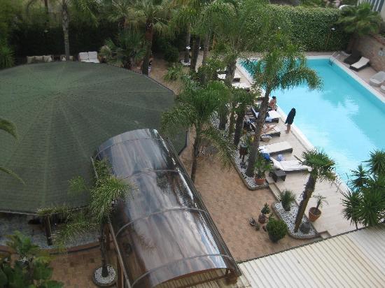 Hotel Stella Maris: Vista dalla camera