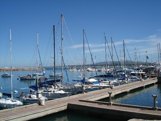 Drakar : Puerto de yates de Piriapolis