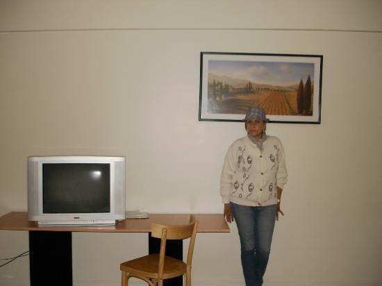 Apart Hotel & Spa Congreso: Nosso domicilio