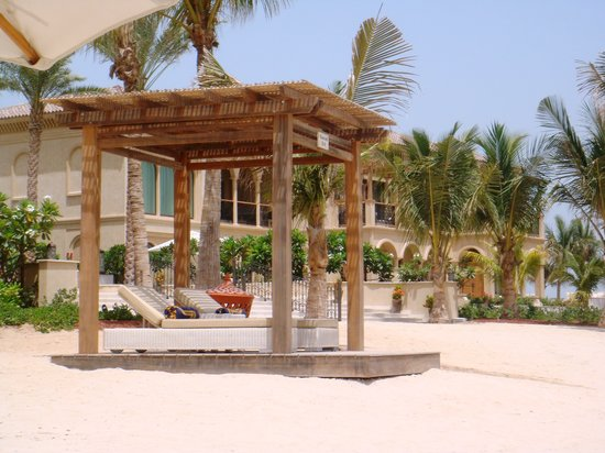 One&Only The Palm Dubai: La spiaggia 2