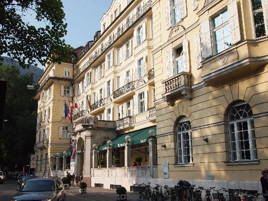 Parkhotel Laurin: Hotel Laurin