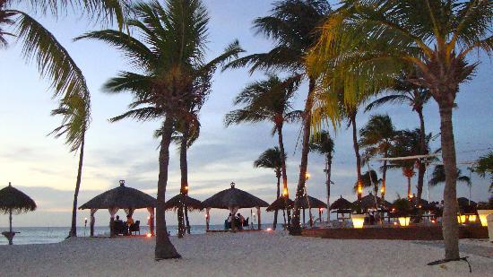 Bucuti & Tara Beach Resort Aruba: sunset