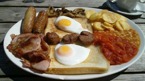 Smokey Joes: Hungrymans breakfast