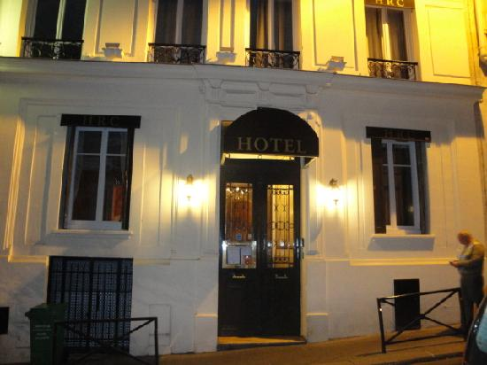 Hotel Residence Chalgrin : entrada