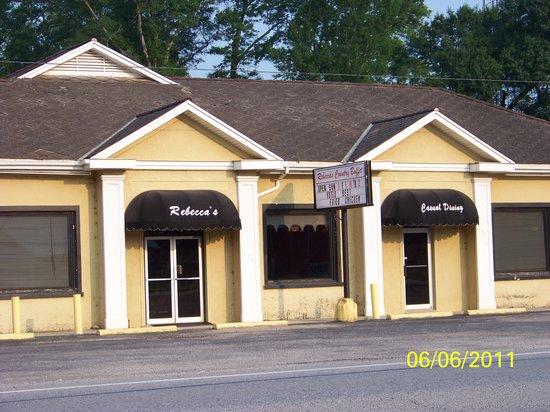 Rebecca's Restaurant Photo
