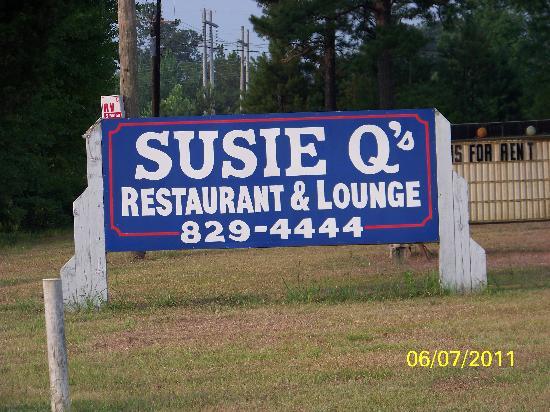 Bucks, AL: The Sign