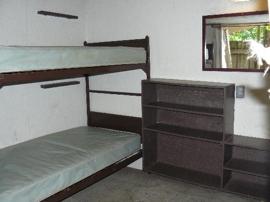 housekeeping camp unit