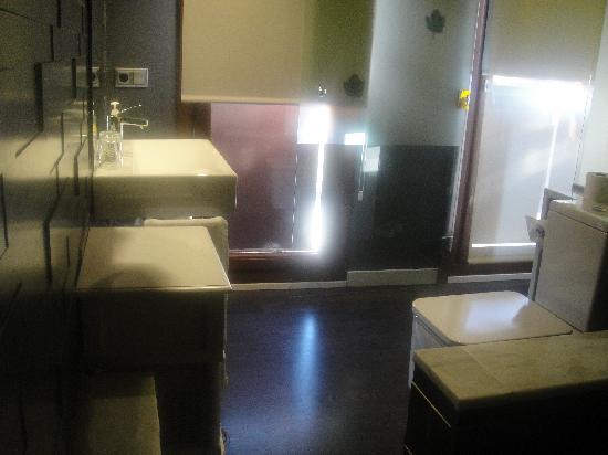 Casa Marisa: Cuarto de baño completo