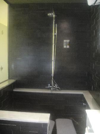 Casa Marisa: Gran ducha