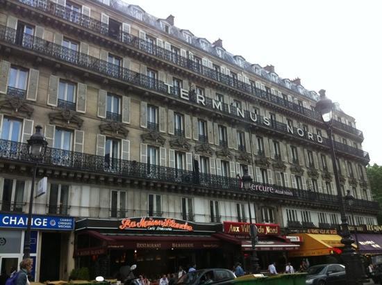 Hotel Mercure Terminus Nord Paris