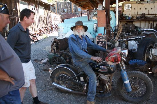 'TripAdvisor' from the web at 'https://media-cdn.tripadvisor.com/media/photo-s/01/e6/7e/d0/wwii-harley-still-runs.jpg'