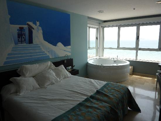 Villa Del Mar Hotel: our super duper room