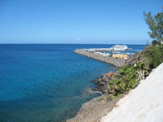 Occidental Jandia Mar : petit port au bout de la plage