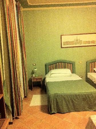 Tiziano Hotel: Room view