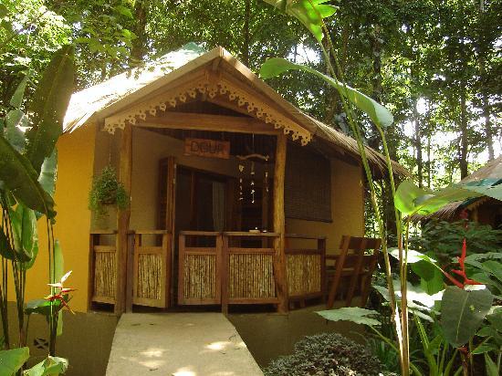 Korrigan Lodge: nuestra cabaña