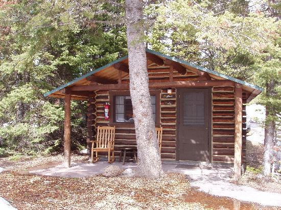 Jenny Lake Lodge: Goldenrod Cabin Part 88
