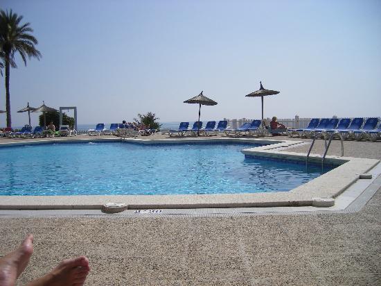 Servigroup La Zenia: Pool view