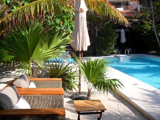 Hotel Jashita: piscina