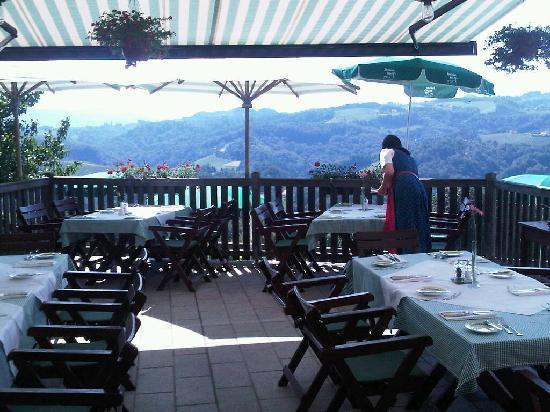 Jaglhof: Gastgarten