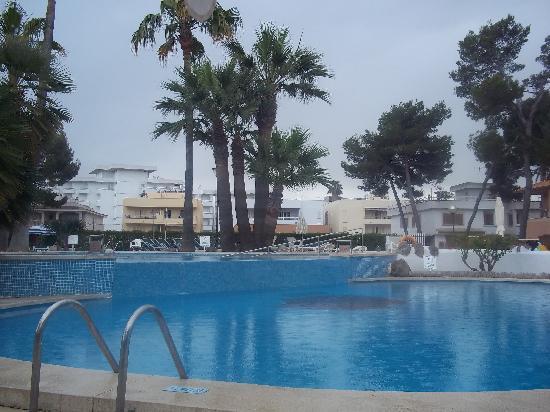 Eden Alcudia: pool