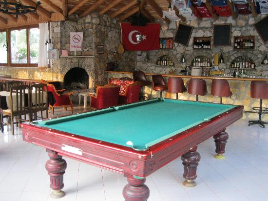 "Gunes Hotel & Apartments: another kind of ""pool"""