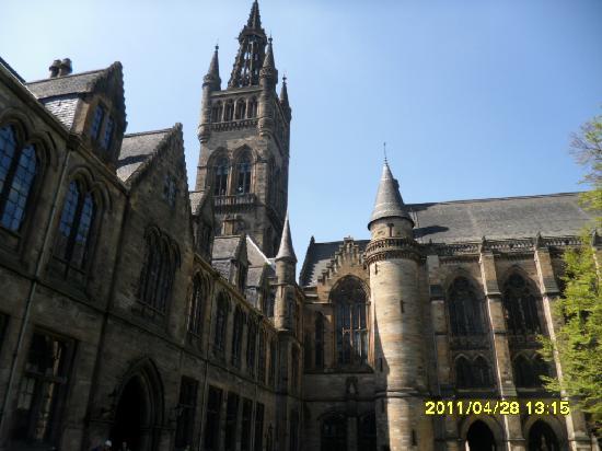 University of Glasgow: hogwarts
