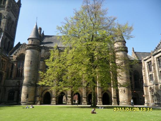 3 dias em: Glasgow