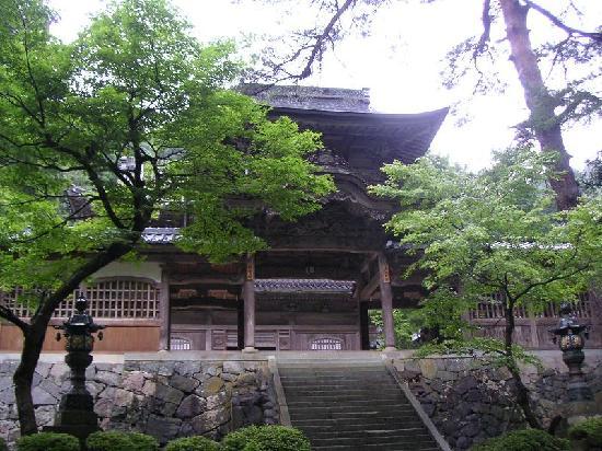 Eiheiji-cho, Japan: 永平寺