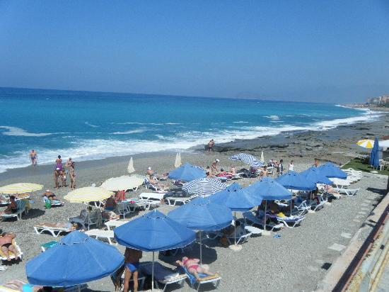 Ideal Beach Hotel: Beach!