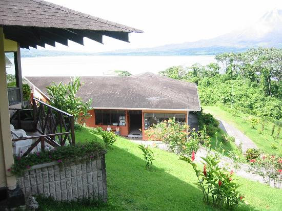 Arenal Vista Lodge: View from one of the rooms