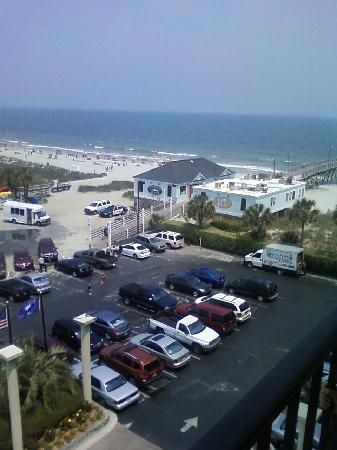 Surfside Beach Oceanfront Hotel: from room