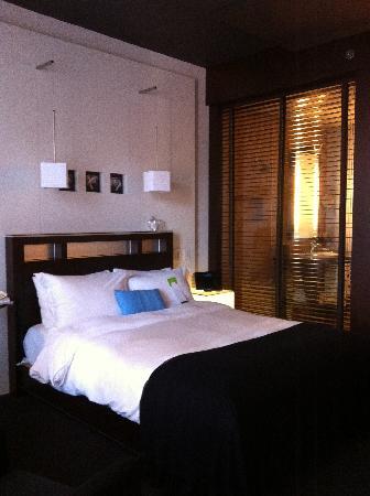 Hotel Le Germain Montreal: Bedroom