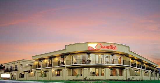 Chantilly's Lake Taupo: Chantillys Motor Lodge