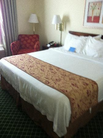 Fairfield Inn Charlotte Mooresville/Lake Norman: King Bed