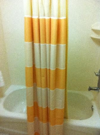 Fairfield Inn Charlotte Mooresville/Lake Norman: Tub/Shower