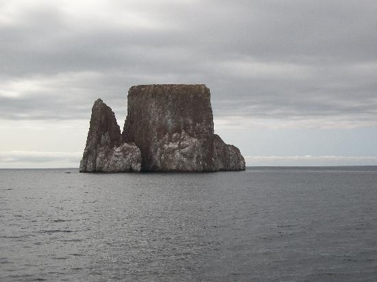 หมู่เกาะกาลาปาโกส, เอกวาดอร์: León dormido SCY