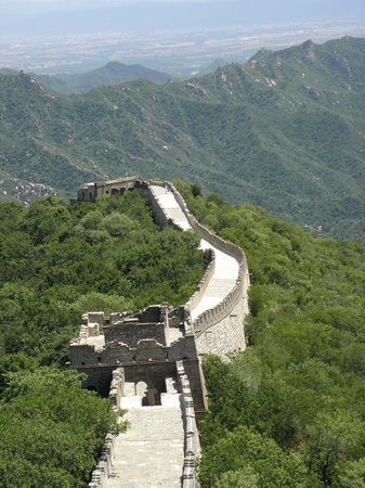 Great Wall Hiking : Great Wall