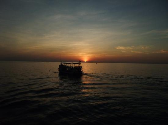 班潛水度假村照片