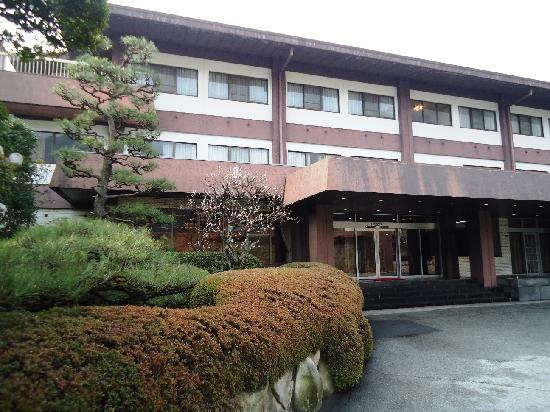 Center Hotel Mihara: First view of Keiko house