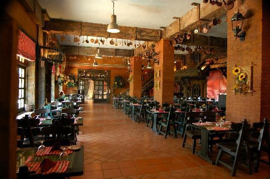 Solaimaneyah Golf Resort & Spa: Restaurant