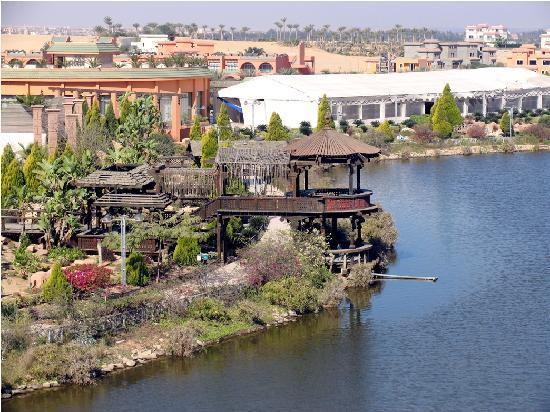 Solaimaneyah Golf Resort & Spa: Exterior Landscape