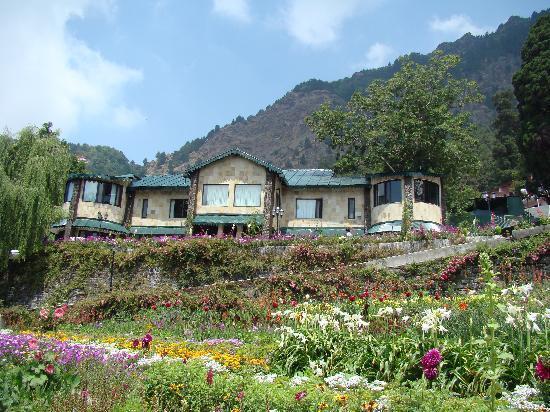 Shervani Hilltop: The Resort