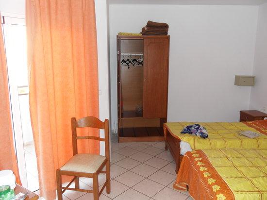 Hotel Mary : sovrum
