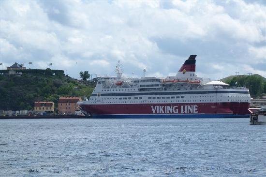 Viking Line - Day Cruises : Schiff